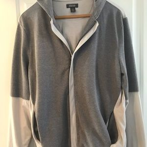 Men's light cotton Kenneth Cole hoodie